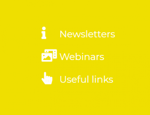 Consult our newsletters and watch our webinar about the COVID-19